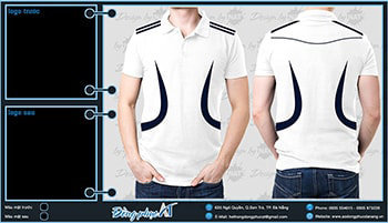 áo lớp tại Đà Nẵng - mẫu 21