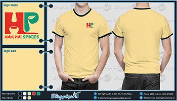áo thun đồng phục Đà Nẵng mẫu 041