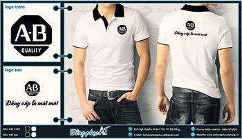 áo thun đồng phục Đà Nẵng mẫu 021