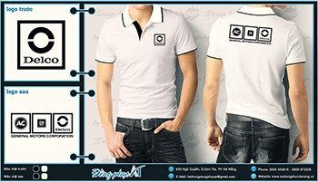 áo thun đồng phục Đà Nẵng mẫu 014