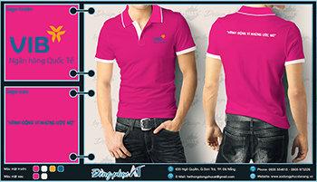 áo thun đồng phục Đà Nẵng mẫu 012