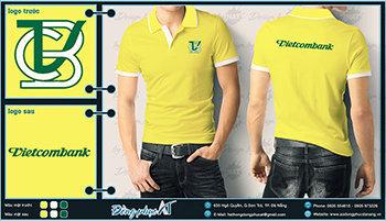 áo thun đồng phục Đà Nẵng mẫu 011