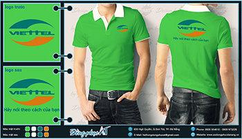 áo thun đồng phục Đà Nẵng mẫu 007