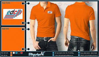 áo thun đồng phục Đà Nẵng mẫu 006