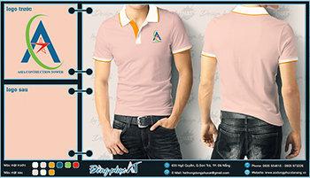 áo thun đồng phục Đà Nẵng mẫu 001