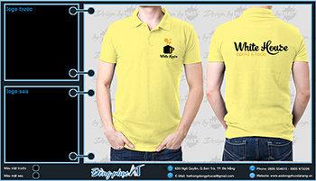 áo thun đồng phục Đà Nẵng mẫu 074