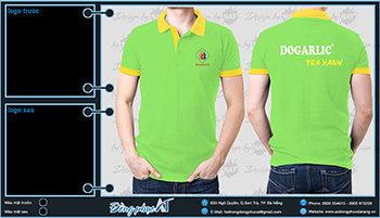 áo thun đồng phục Đà Nẵng mẫu 070