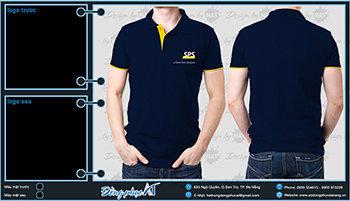 áo thun đồng phục Đà Nẵng mẫu 069
