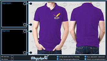 áo thun đồng phục Đà Nẵng mẫu 063