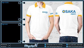 áo thun đồng phục Đà Nẵng mẫu 057