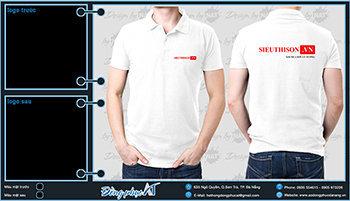 áo thun đồng phục Đà Nẵng mẫu 056