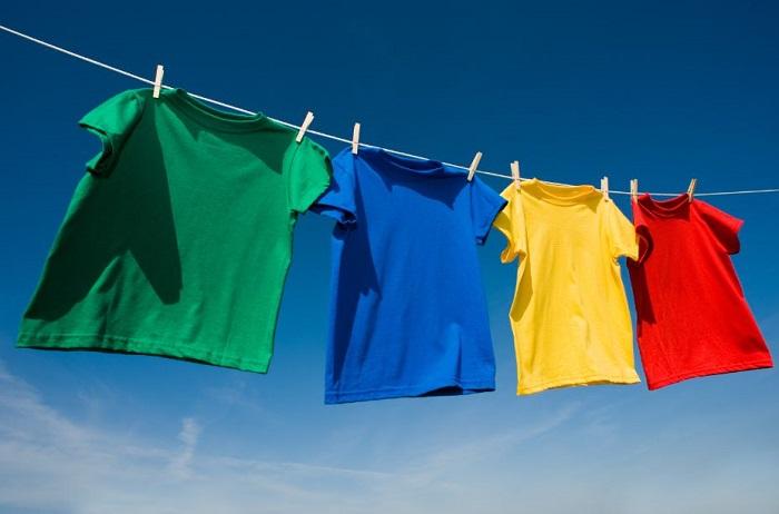 Hướng dẫn giặt áo đồng phục đúng cách